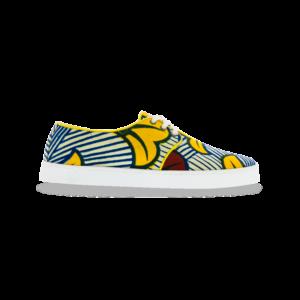 Chaussures avec du wax