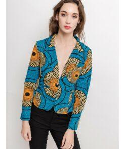 "Veste tailleur ""Target"" Bleu"