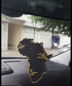 Bijoux fait pour rétroviseur intérieur de voiture