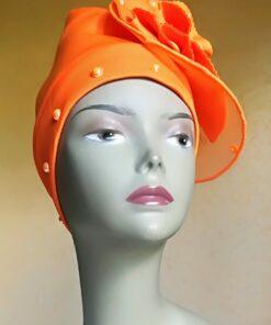 Turban en tissu pret- à- porter