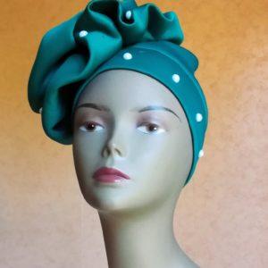 Turban foulard prêt à porter
