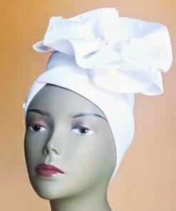 Turban wraps prêt à porter