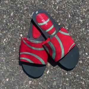 Handmade Slippers with wax