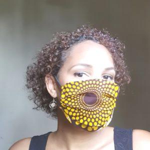 Masques de protection, Masque en wax, Masque de protection à plis