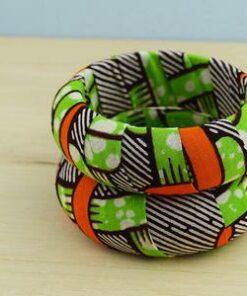 Bracelets tissu africain, lot bracelets africain, bracelet imprimé africain