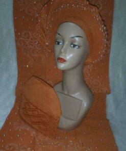 African head wraps, hedwraps african prints, headband wax fabric