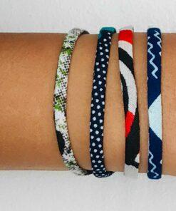 Bracelet wax Maïwenn, dans tous les imprimés