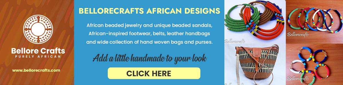 bellorecrafts African designs